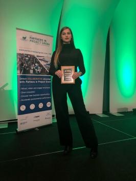 PPG Youth Environmental Award (Undergrad)