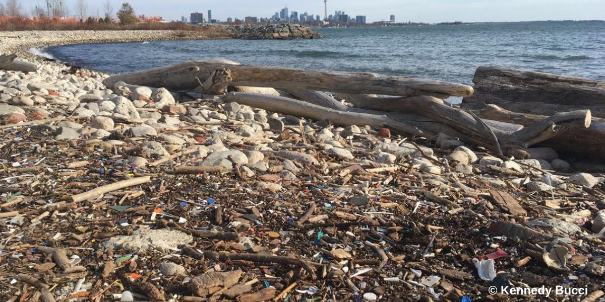 Plastic Pollution is ChemicalPollution