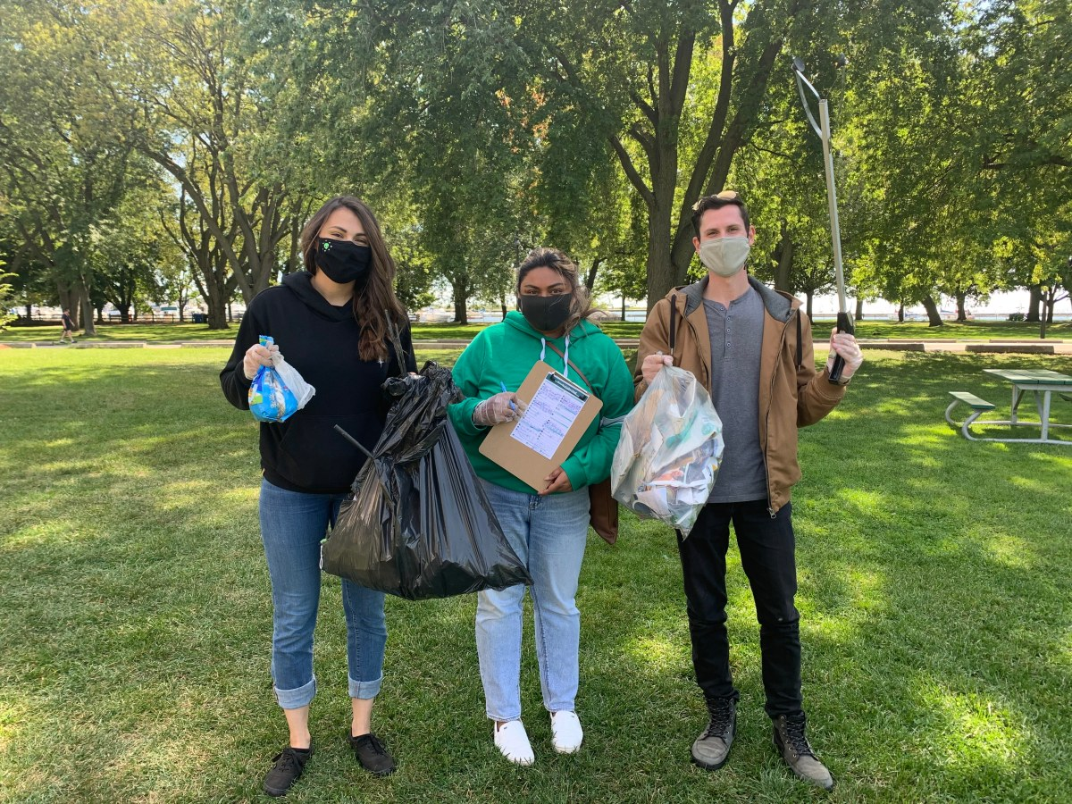 Coming Together While Staying Apart: The 2020 Urban LitterChallenge